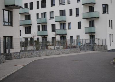Občanská vybavenost - Prodej gabionových konstrukcí a materiálů