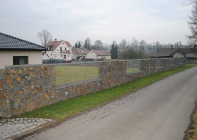 Ploty - Prodej gabionových konstrukcí a materiálů