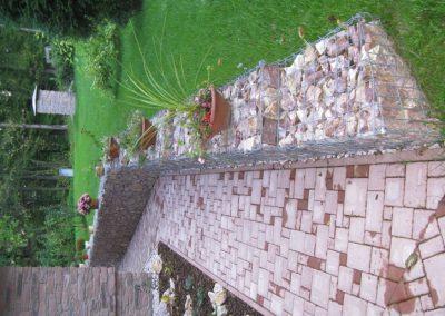 Opěrné stěny - Prodej gabionových konstrukcí a materiálů